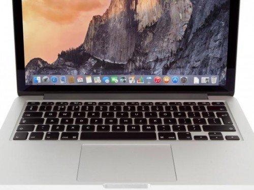 Сенсорная панель MacBook