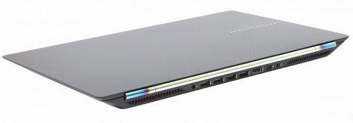 Задняя грань ноутбука HP Omen