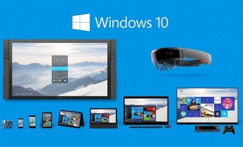 Windows 10 на различных устройствах