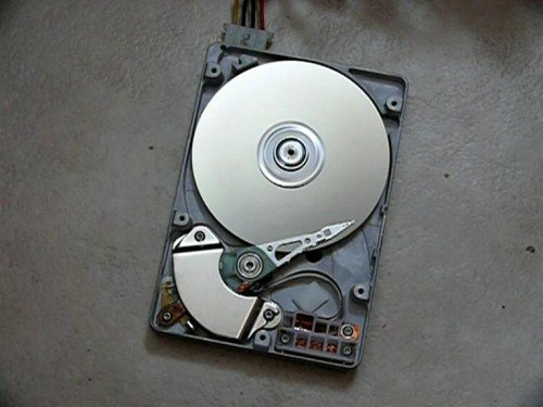 Накопитель на жёстких магнитных дисках