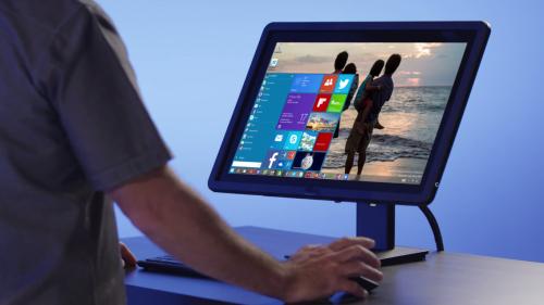 компьютер с Windows 10