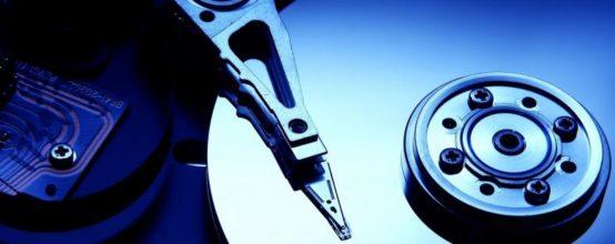 Миниатюра: фотография жёсткого диска. Очень красивая.