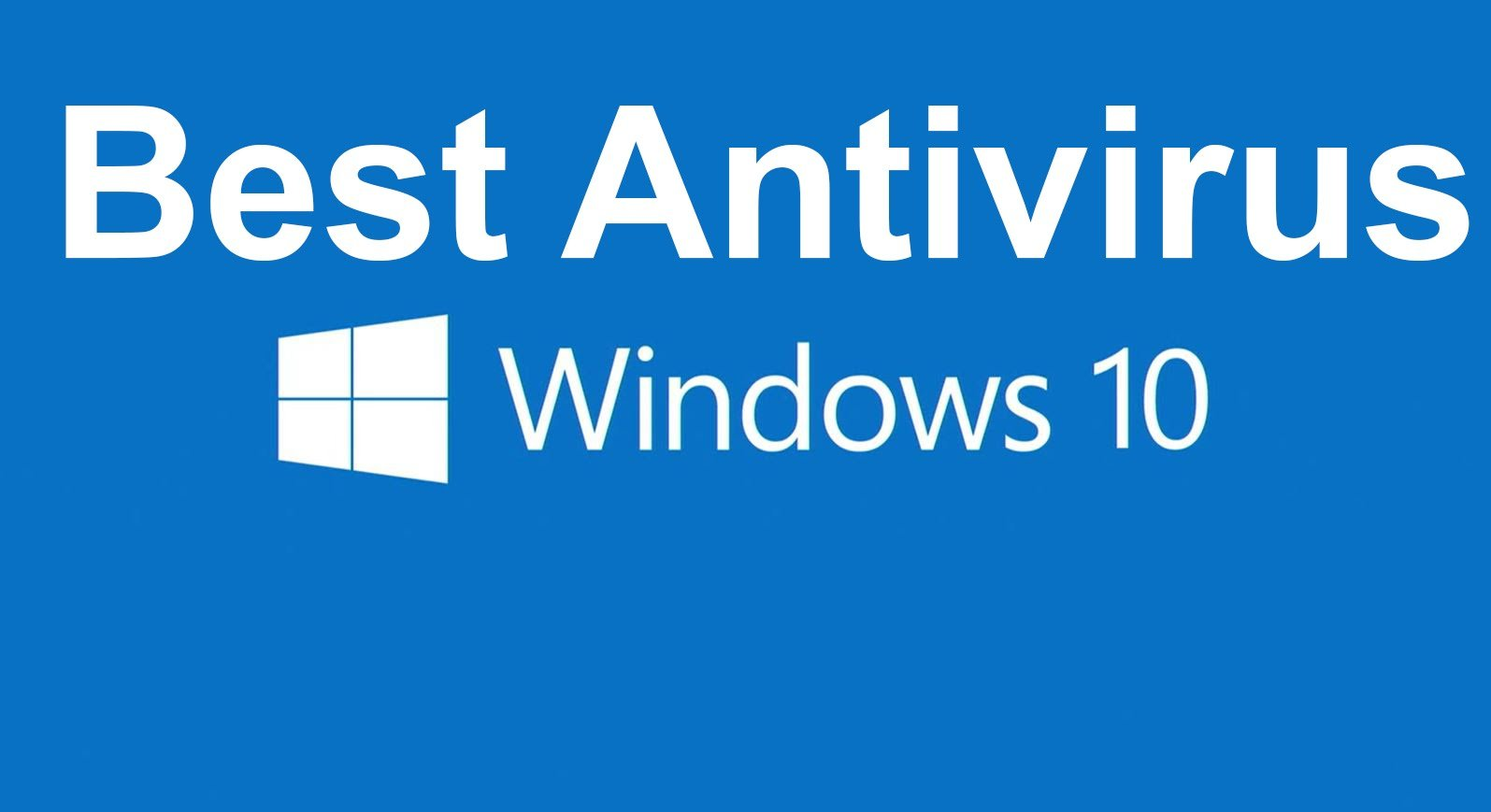 антивирус Windows 10