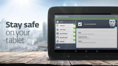 Мобильная версия ESET NOD32 Mobile Security