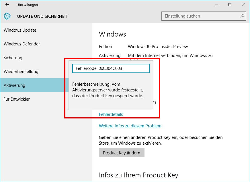 Windows 10 Aktivieren Ohne Key
