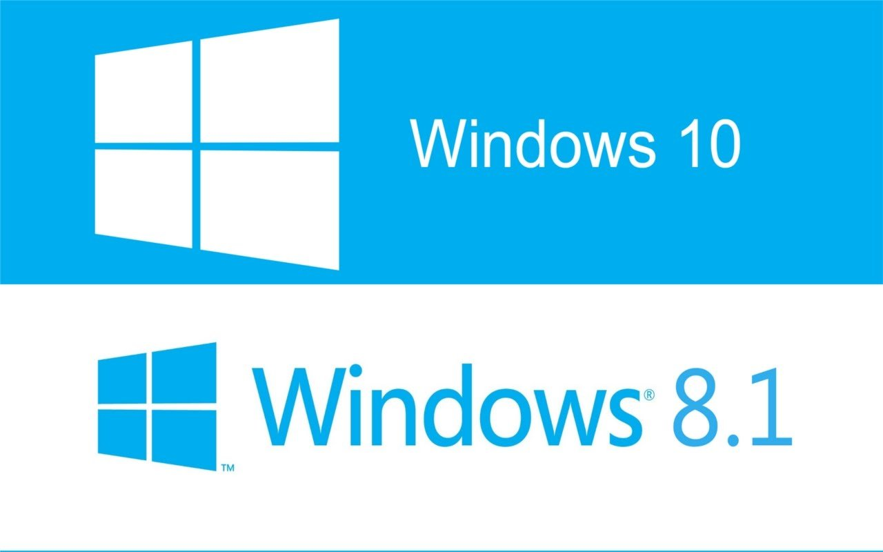 Windows 8 10