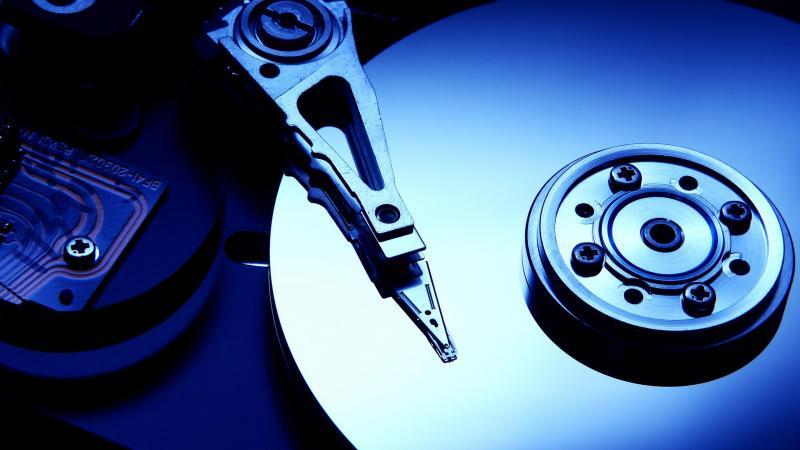 жёсткий диск windows