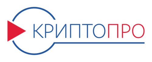 Логотип утилиты «КриптоПро»
