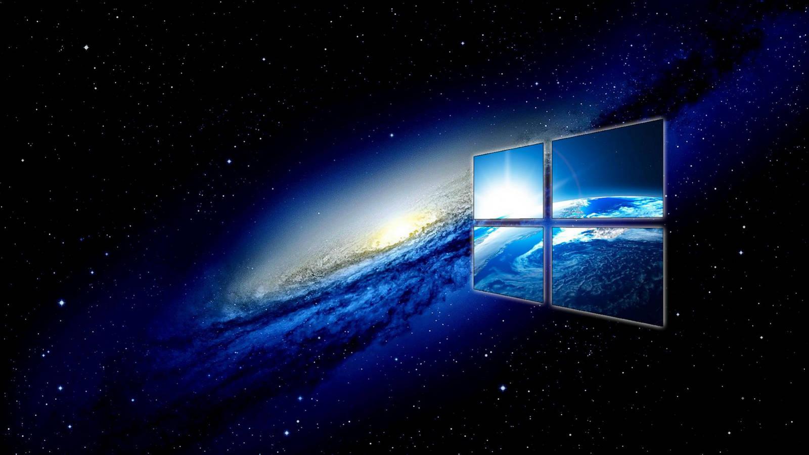 ускорение windows 10