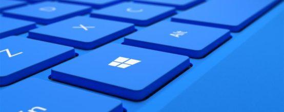 Миниатюра: клавиатура Windows