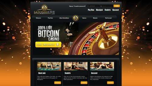 Биткоин-казино