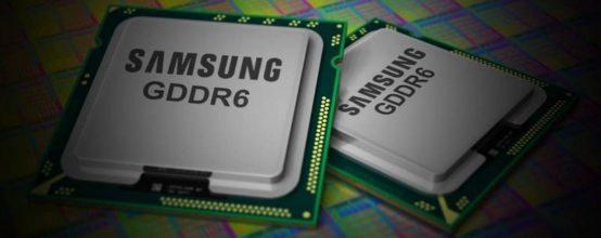 Графическая память GDDR6