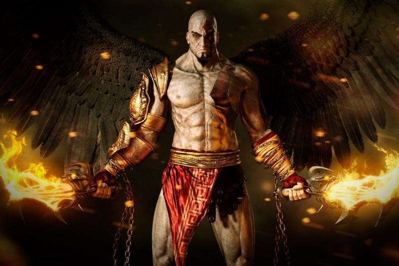 Игра God of War