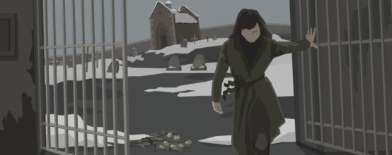 Скриншот из игры This Is the Police