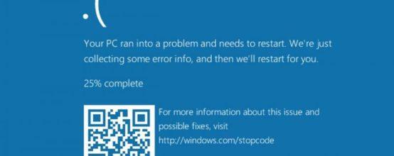 Windows выпустила кривое обновление