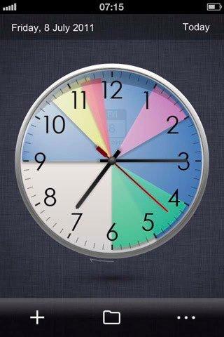 Приложение Clockonizer