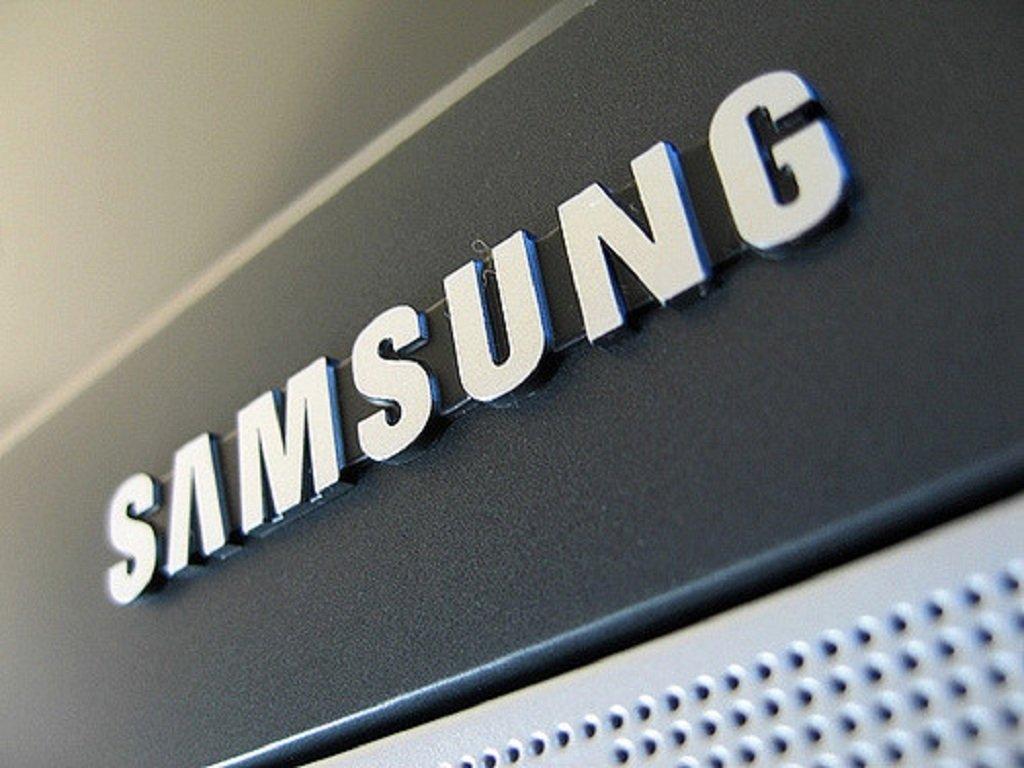 Логотип Samsung