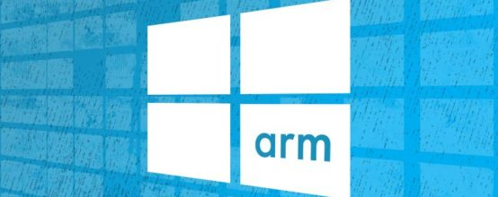 Логотип Windows 10 ARM