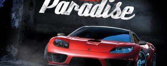 Одна из обложек Burnout Paradise