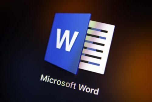 Иконка Microsoft Word