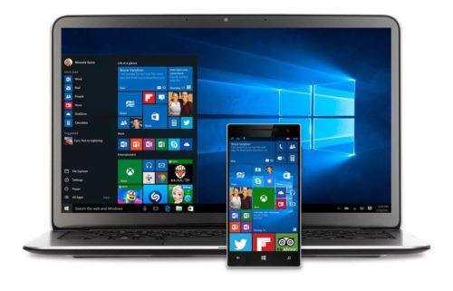 Windows на разных платформах