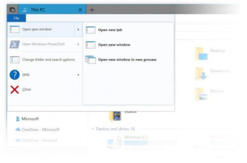 Группировка окон в Windows