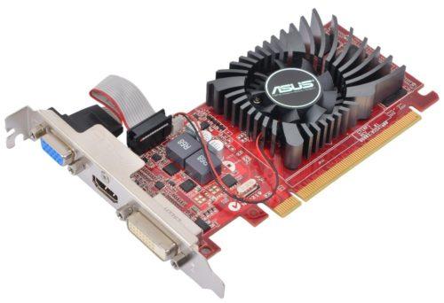 Видеокарта Asus PCI-Ex Radeon R7 240 4096MB GDDR5