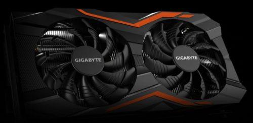 Видеокарта Gigabyte PCI-Ex GeForce GTX 1050 TI OC 4GB GDDR5