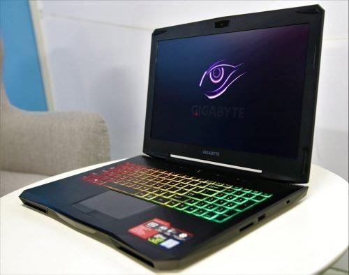 Ноутбук Gigabyte Sabre Pro 15
