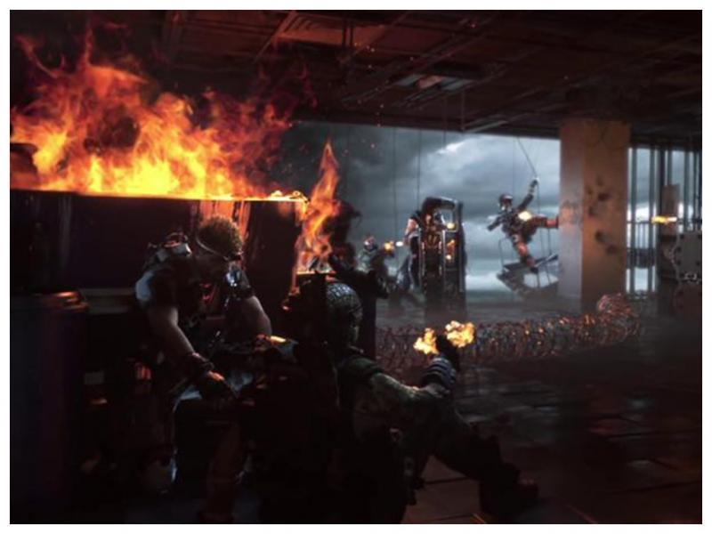 Blackout в Call of Duty: Black Ops 4