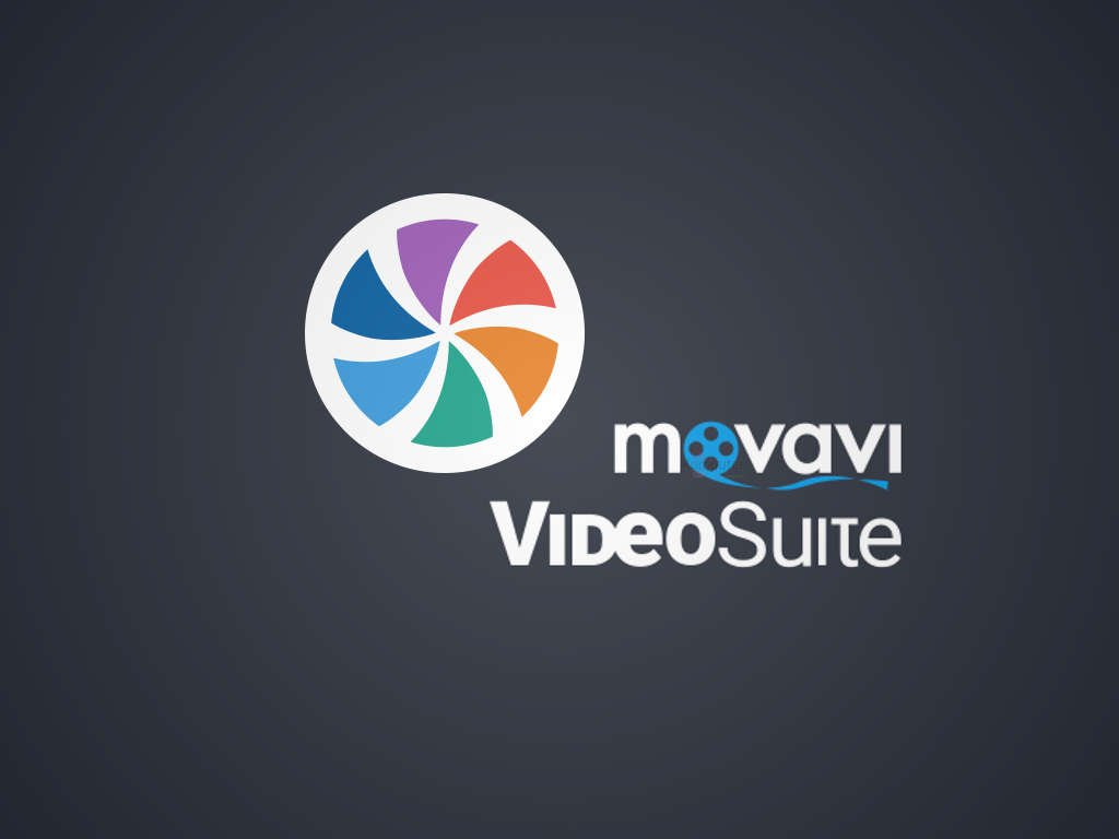 Логотип Movavi Video Suite