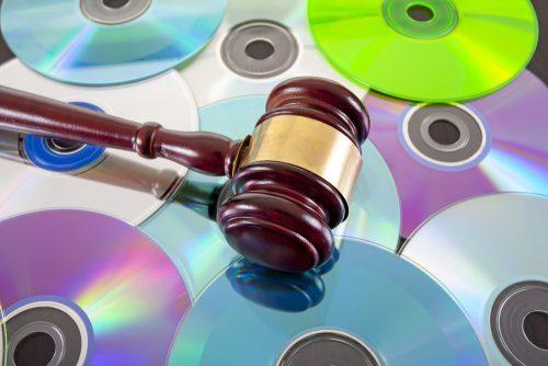 Судейский молоток и диски