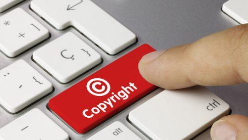 Кнопка copyright на клавиатуре