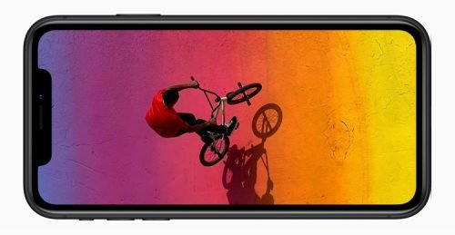 iPhone XR фото