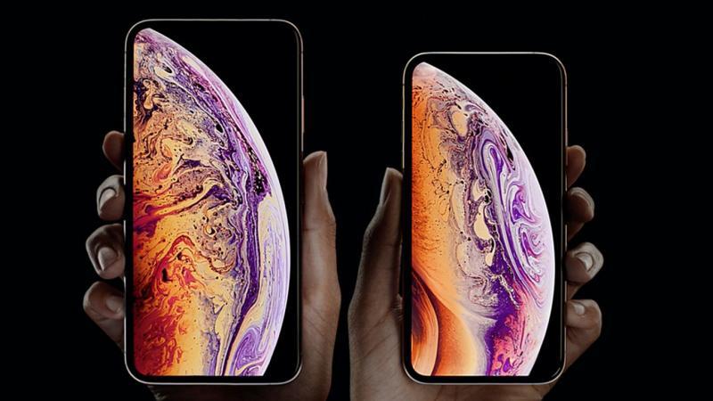 Закупаемся дошираком: iPhone XS Max