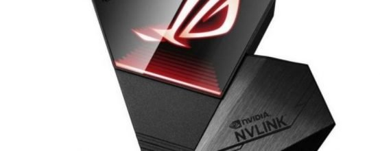 ASUS ROG GeForce RTX NVLink
