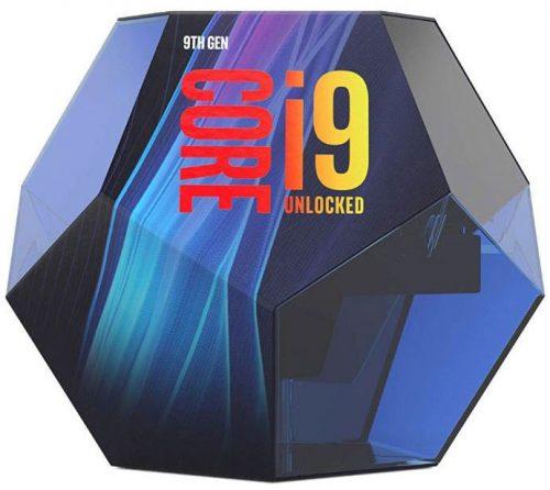 Intel Core i9–9900K