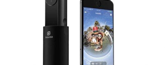 камера Insta360 One X