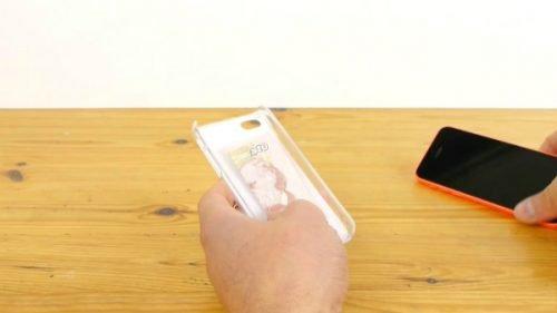 смартфон-кошелёк