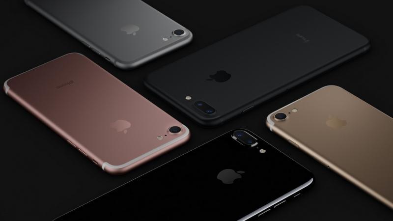 смартфоны эппл