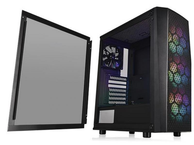 Thermaltake Versa J24 Tempered Glass ARGB