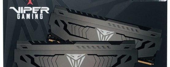 Viper 4 Steel DDR4