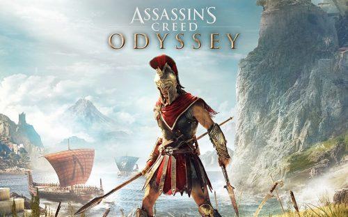 Assassin's Creed: Odyssey — одна из лучших игр 2018