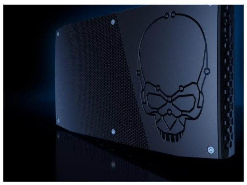 Intel NUC Ghost Canyon
