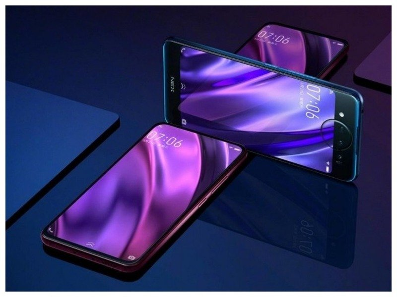 Vivo NEX Dual Display Edition