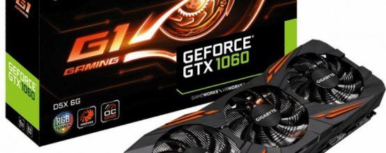 Gigabyte GeForce GTX 1060