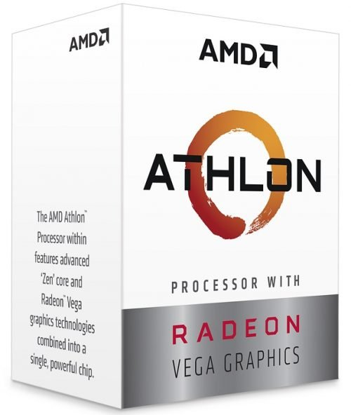 AMD Athlon 220GE и Athlon 240GE