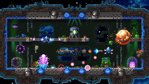 Super Mutant Alien Assault (PS Vita)