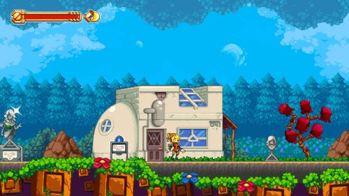 Iconoclasts (PS Vita + PS4)