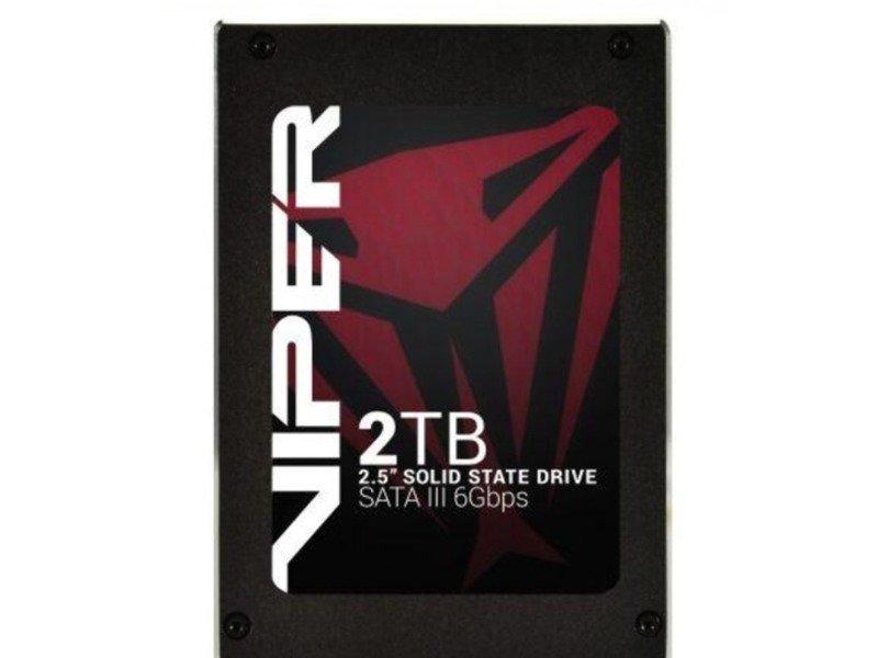 SSD-накопители Patriot